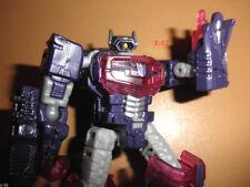 TRANSFORMERS combiner wars SHOCKWAVE decepticon villain GUN cannon FIGURE toy