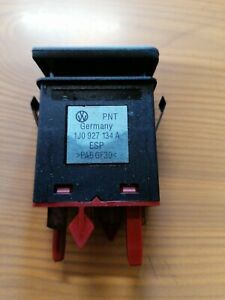 VW Golf 4 Bora Schalter ESP 1J0927134A
