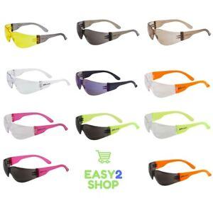 Safety Eye Saver Spec Glasses Worksafe PPE 12 PACK