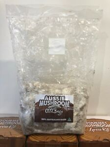 INDOOR CO2 BAG Aussie Mushrooms AQUAPONICS HYDROPONICS GROW TENT BOOST EXHALE