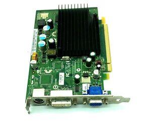 Dell NVIDIA 128MB GEFORCE 7300 PCI-E GPU DVI VGA & SVIDEO - P280, 0DT240 - SR6