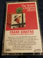 "Frank Sinatra ""The Sinatra Christmas Album"" (Cassette Tape, Capitol)"