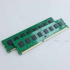 Micron chips 2x4GB PC3-12800 DDR3 1600MHZ Desktop Memory for AMD CPU matherboard