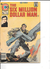 six million dollar man 1
