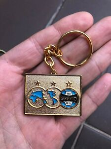 Original Brazil GREMIO 1983 World Champion key chain MINT conditions
