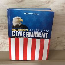 Prentice Hall: Magruder's American Government Student Textbook 2009