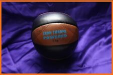 MEDICINE BALL REXINE 3 KG CROSSFIT TRAINING WEIGHT LIFTING EXERCISE BALL GYM