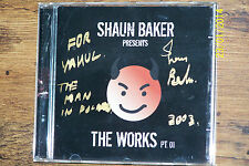 Shaun Baker - german techno-dance artist - CD
