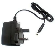 Teclado Casio LK-94TV 9V Reino Unido Adaptador de reemplazo de la Fuente de alimentación