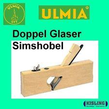 Ulmia Doppel Glaser Simshobel HW12-33 Weissbuche - Hobel