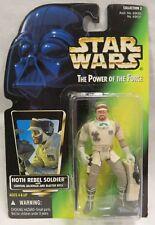 Star Wars POTF2 Photo Hoth Rebel Soldier, 00 Variant