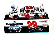2001 -  NASCAR ARC 1:24 Die Cast - #29 Oreo Show Car - Kevin Harvick (RS)