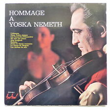 Hommage a YOSKA NEMETH L alouette ...
