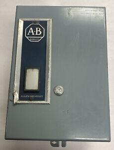 Allen-Bradley 509-BAD Magnetic Motor Controller Size 1 Starter 505-T0D NOS