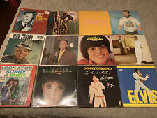 Vintage Vinyl Records (Individually Priced - See Drop Menu) Updated 3/2/21