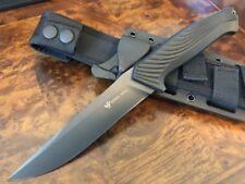 Steel Will Knives DARKANGEL 900 - N690Co - Kydex Sheath  - Authorized Dealer