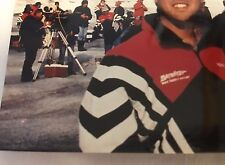 Rare Baywatch Official XL Winter Crew Jacket - White Thunder at Glacier Bay Film