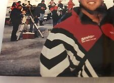 Rare Baywatch Official XL Crew Jacket - White Thunder at Glacier Bay Film 1998