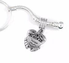 Cancer Key chain Zodiac Cancer Gift Cancer Present Silver Astrology Horoscope