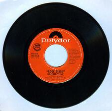 Philippines RADIOACTIVE Rock Disco 45 rpm Record