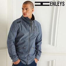 Henleys Men's Size Small Denim Shirt Top