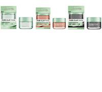 NEW L'oreal Skin Expert Pure-Clay Mask - Purify, Glow, Detox 50ml Choos