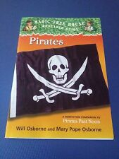 WILL OSBORNE. MAGIC TREE HOUSE, PIRATES. 0375802991