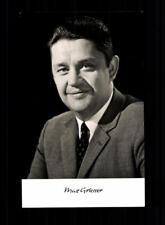 Max Griesser Autogrammkarte Original Signiert # BC 123301