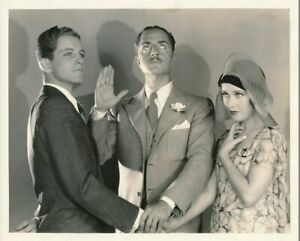 FAY WRAY PHILLIPS HOLMES WILLIAM POWELL Vintage 1929 POINTED HEELS RICHEE PHOTO