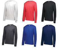 Russell Athletic 600LS Men's Cotton Classic Long Sleeve Tee T-Shirt Size S-3XL