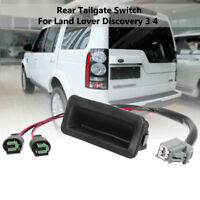 Rear Tailgate Door Release Handle Switch LR015457 For Land Rover Discovery 3 4