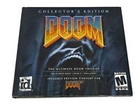 The Ultimate Doom Trilogy Collector's Edition (PC CD-ROM) (2 DISC SET) Used Good