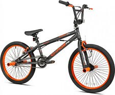 20 Kent Trick Bike 20 Inch BMX Freestyle Front Rear Brakes Pegs For Kids Boys