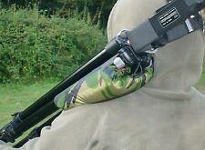 Spallina per trasportare treppiede, Impermeabile fotocamera e obiettivo per il supporto a spalla