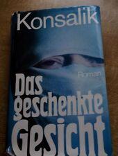 """Roman """"Das geschenkte Gesicht"""" von Konsalik"""