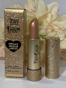 Too Faced Throwback Metallic Sparkle Lipstick - MISS THING - New In Box FreeShip