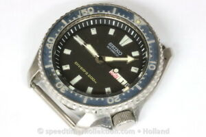 Seiko 7S26-0020 (SKX399K) divers for Hobbyist Watchmaker - 152295