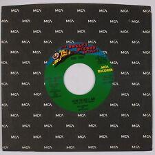 KIKI DEE: How Glam Am I ROCKET USA Rock Pop 45 NM-