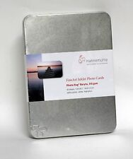 Hahnemuhle Fine Art Photo Cards Photo Rag Baryta 315gsm A5 30 Sheets