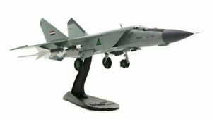 HOBBY MASTER HA5602 1/72 Mig-25PDS Foxbat Iraqi Air Force Hornet Killer 1991