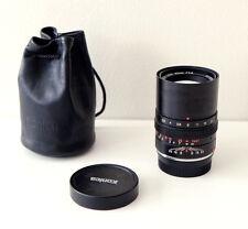 Konica M-Hexanon 90mm f/2.8 Leica M Mount // For Konica, Leica, Fuji X-Pro 1 & 2