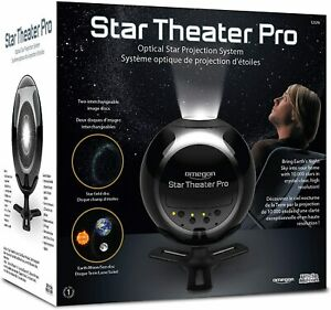 Omegon Star Theater Pro Planetarium Home Projector for Children & Adults - LED