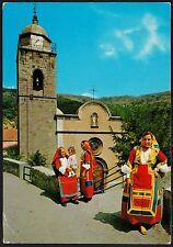 AA2441 Nuoro - Provincia - Desulo - Costumi sardi