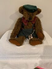 cottage collectibles bears Teddy Rousseau