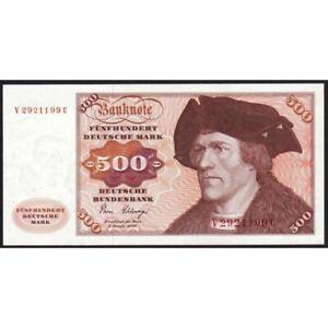 Germany Federal Republic 500 Mark 1980 Au Pick 35c