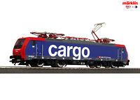 Märklin H0 29861 - 01 E-Lok Re 474 SBB-Cargo (mfx+/Sound) ++ NEU ohne OVP