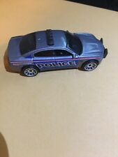 Loose Matchbox DODGE CHARGER PURSUIT #86/125 MBX Heroic Rescue HTF great cond.