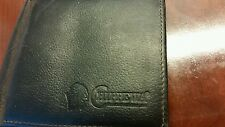 CHEROKEE LEATHER  MENS WALLET 3 SIDES OF COMPARTMENTS ...OILED BUFFALO LEATHER