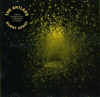 THE ANTLERS burst apart (CD, album) in the rock, very good condition, 2011,
