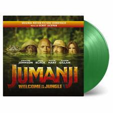 Jumanji: Welcome To The Jungle Original Soundtrack (Jungle Green Vinyl)